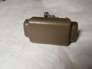 1997 1998 1999 Toyota TERCEL Glove Box Latch '97 '98 '99 - TAN/OAK
