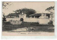 TONKIN INDOCHINE VIETNAM SAIGON #18666 HAIDNONG  BATIMENT DE LA GARDE INDIGENE