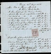"""Great Britain Revenue Sg F6 """"Payable On Demand"""" On Receipt For Building"""