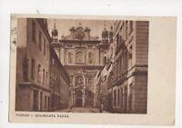 Poznan Kolegiata Farna Poland 1952 Postcard 105b