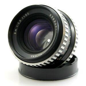Jena BM (Carl Zeiss Biometar) 80mm F2.8 Lens for Pentacon Six and Kiev 6.
