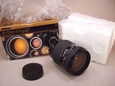 Nikon 35-70mm f/2.8 AF-D ZOOM-NIKKOR excellent Micro Zoom w original packaging