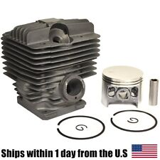 Chainsaw Cylinder Piston Kit 60MM Rings Fit Stihl MS880 088 1124 020 1209
