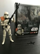 Mafex Star Wars Sandtrooper, Complete, used