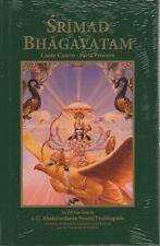 Srimad Bhagavatam 4.1 by A.C. Bhaktivedanta Swami Prabhupada Spanish Hardcover
