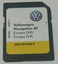 Carte navigation AT Volkswagen V4 5GO 919 866 F