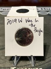 2019-W Guam War In The Pacific Quarter UNC from Bank Roll BUY IT NOW