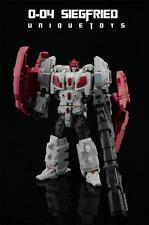 New Transformers Unique Toys UT O-04 Ordin Abominus siegfried Hun-Gurrr Figure