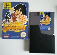 Nintendo NES - JACKIE CHAN'S ACTION KUNG FU PAL / OVP und Modul