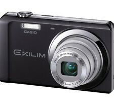 CASIO EXILIM DIGITAL CAMERA BLACK 14MP 5X