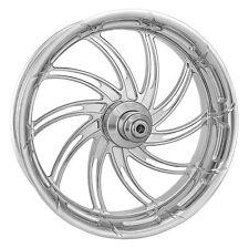 Performance Machine Supra Front Wheel - 18x3.5 - Chrome INDIAN Chieftain PM-0385