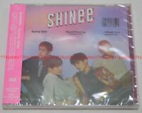 New SHINee Sunny Side First Limited Edition CD Photobooklet Japan F/S UPCH-80500