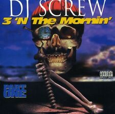 DJ Screw - 3 'N the Morning: Part One [New CD]
