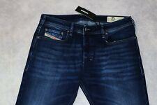 Diesel Mens Zatiny R86L0 Bootcut Jeans Size W34 L32 Blue Wash R86L0