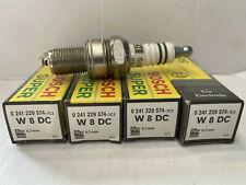 Bosch Spark plugs plug x4 W8DC W 8 DC