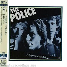 THE POLICE - Reggatta de Blanc - Japan Mini LP SACD SHM - UIGY-9538 - CD POLICE
