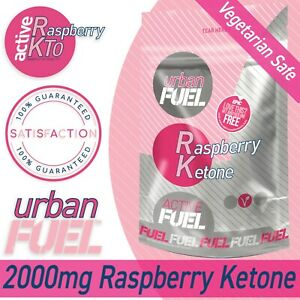 Urban Fuel Raspberry Ketone Very Strong Slimming Weight Loss Pills & Fat Burners