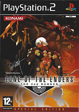 ZONE OF THE ENDERS THE 2ND RUNNER for Playstation 2 PS2 - PAL