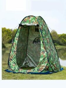 Doccia Privacy Wc Tenda Spiaggia Portatile Spogliatoio Campeggio Pop Up...