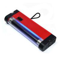 UV Curing Light Resin Glue Special Tool Car Windshield Glass Crack Repair Kit 1x