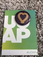 Universal Studios Annual Passholder UOAP December 2020 Churro Button Pin - Rare