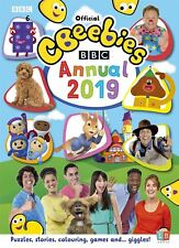 Official CBeebies Annual 2019 by BBC