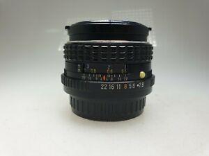 Pentax-M 1:2,8 35mm SMC Objektiv Pentax K Anschluss