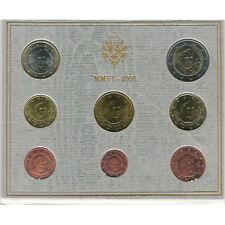 Vaticano. Cartera Oficial Euros Año 2006./ Vatican. Official Euro coin Year 2006