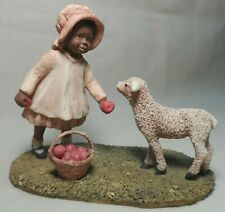 "Enesco Martha Holcombe Figurine ""Sara Lou"" Miss Martha'S Collection #05A549"