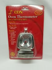 New Cdn High Heat Oven Thermometer Temperature Test Kitchen Easy To Read Eot1