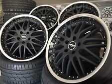 4 neue Alu Royal wheels  GT 8,5 und 9,5x19, 5/120, ET20/15 BMW 5er Touring E61