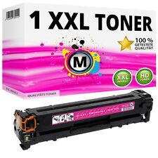 1 XL TONER für HP COLOR LASERJET CP1510 CP1514N CP1515N CP1516N CP1518NI magenta