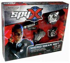 Spy X Micro Spy Gear Kit Encourages Kids To Explore Their Surroundings And Set