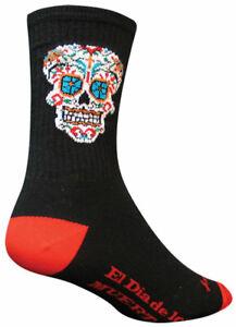 Sockguy El Dia crew socks, black - 9-13