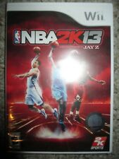 NBA 2K13  (Nintendo Wii, 2012) NEW Sealed