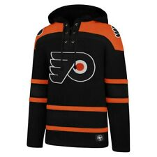 PHILADELPHIA FLYERS '47 BRAND SUPERIOR LACER HOODIE MEDIUM SOLD OUT