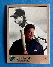 1992 Studio Jeff Bagwell #31 Houston Astros Baseball Card