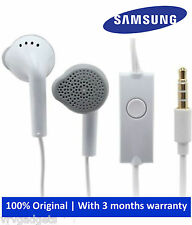 Samsung EHS61ASFWE Handsfree Headset Earphones Headphone With 3.5mm Jack & Mic