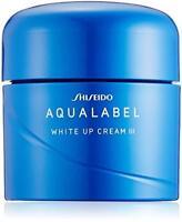 SHISEIDO AQUALABEL White Up Cream Whitening Moisturizer 50g from Japan*