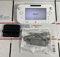EXCELLENT🔥NINTENDO WII U Gamepad+Charger- EUR ( Europe Edition/PAL ) WARRANTY