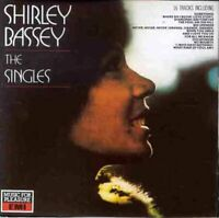 Shirley Bassey - The Singles [CD]