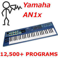 12,500+ Yamaha AN1x Sound Library Programs Patches - D0wnload