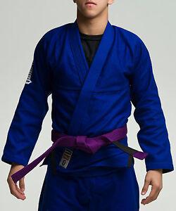 Gameness Blue Air Jiu Jitsu Gi