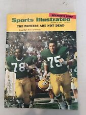 1968 10/28 Sports Illustrated,Football,magazine, Forrest Gregg,Green Bay Packers