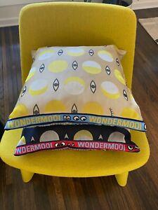 Ikea x Walter Van Beirendonck Wondermooi Glondonde Eye Pillow Set Yellow & Blue