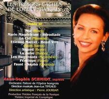 Les Tr'sors Cach' de l'Opera Fran‡ais (CD, Mar-2001, Harmonia