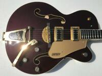 Gretsch G5420TG Electromatic 135th Anniversary LTD Hollowbody with Bigsby 7lbs