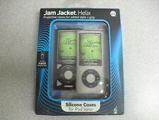 Jam Jacket Helix Silicone Cases for iPod Nano