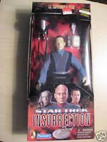 """Star Trek Insurrection - Lt. Commander Data 9"""" Action Figure Doll"""