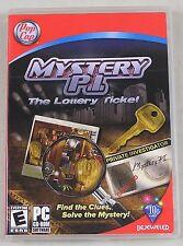Mystery P.I.: The Lottery Ticket (PC, 2008)